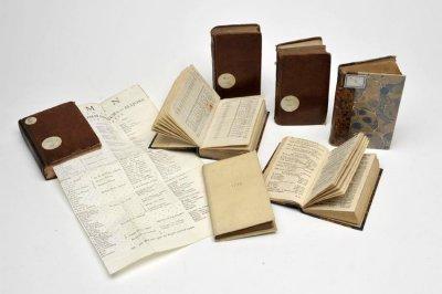 Officiersboekjes